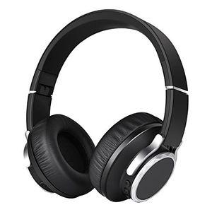 photos of Bluetooth Kopfhörer, Elekele® On Ear Kopfhörer Headset, Kabellose Kopfhörer Mit AptX, 90° Drehgelenk, Eingebautem Mikro, Aux Unterstützung (Bluetooth) (EBH1001) Vatertag  Kaufen   model CE