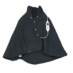 ofertas para - vidabelle manta eléctrica con seis niveles de temperatura apagado automático lavable a máquina capa eléctrica para espalda cuello hombros