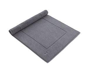 Angebote für -möve superwuschel badteppich 60 x 100 cm aus 100 baumwolle stone