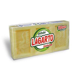 Reseña Lagarto Jabón Natural - Paquete de 20 x 3 x 100 gr - Total: 6000 gr Mejor oferta