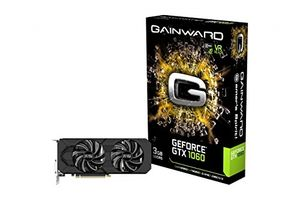 Review for gainward geforce gtx 1060 3gb dual pcie 30 3gb ddr5 speicher hdmi dvi 3xdisplayport