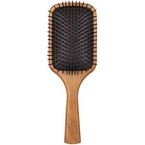 Cepillo Aveda de paleta de madera grande guía del comprador