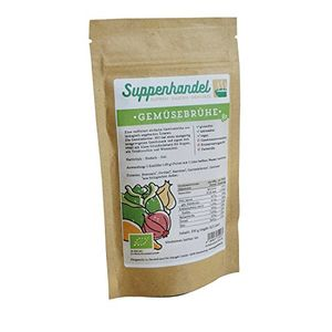 gemüsebrühe bio 250 g 125 liter würzmittel suppe und brühe ohne geschmacksverstärker vegan laktosefrei