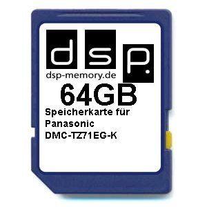 photos of DSP Memory Z 4051557428256 64GB Ultra High Speed Speicherkarte Für Panasonic DMC TZ71EG K Digital Kamera Einkaufsführer Kaufen   model Computer & Zubehör