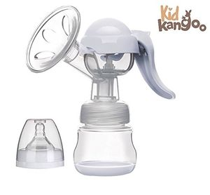 Review for Extractor maternal manual para lactancia – sacaleches manual kidkangoo – extractor manual para sacar la leche maternal de forma natural - con el envío libre