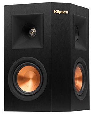 Angebote für -klipsch rp 240s surround lautsprecher farbe schwarz