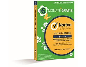 Angebote für -norton security deluxe 2018 5 geräte 18 monate pcmaciosandroid download