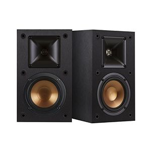 deals for - klipsch r 14m regallautsprecher schwarz