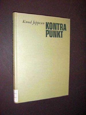 kontrapunkt lehrbuch der klassischen vokalpolyphonie von knud jeppesen