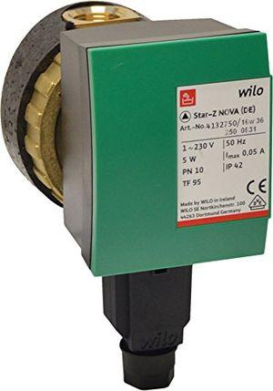 Review for wilo trinkwasser zirkulationspumpe star z nova rp 12 ig 4132750
