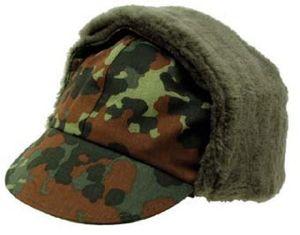 Angebote für -bw wintermütze flecktarn 62