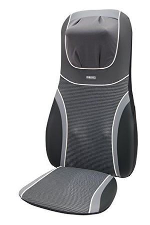 ofertas para - homedics bmsc 4600h eu respaldo masajeador shiatsu sensatouch tres programas calor infrarrojo cervical color gris negro