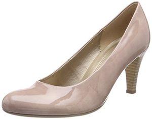deals for - gabor shoes damen basic pumps mehrfarbig antikrosa 35 eu