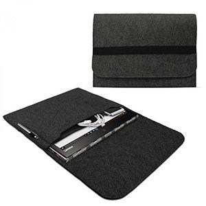 Angebote für -efabrik schutztasche für lenovo yoga 900 yoga 900s yoga 910 yoga 920 tasche aus filz filztasche case sleeve soft cover schutzhülle sleeve farbedunkelgrau