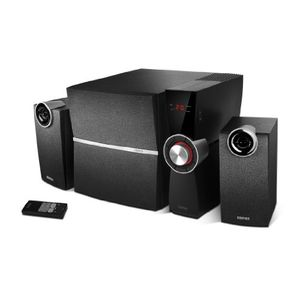 deals for - edifier c2 x 21 lautsprechersystem 53 watt mit infrarot fernbedienung