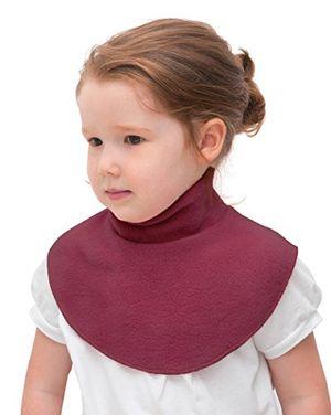 Top be baby 5909115539977 be baby baby kinder winter kragen wärme kragen nek aus weichem fleece mit klettverschluss lilarosa