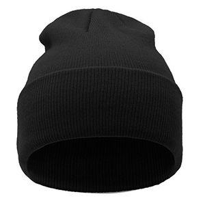 Angebote für -uphitnis unisex streetlook strickmütze lässig stretchy beanie warme mütze mit rollrand