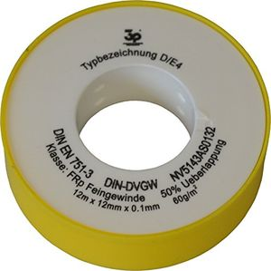 Angebote für -sanicomfort ulith ptfe gewindedichtband 008 mm circa 12 m 1895630
