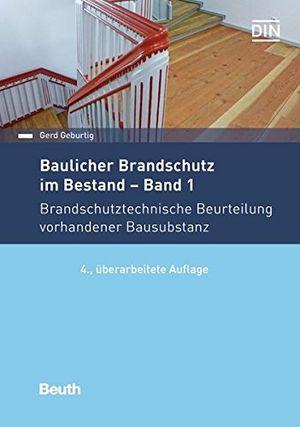deals for - baulicher brandschutz im bestand band 1 brandschutztechnische beurteilung vorhandener bausubstanz beuth praxis