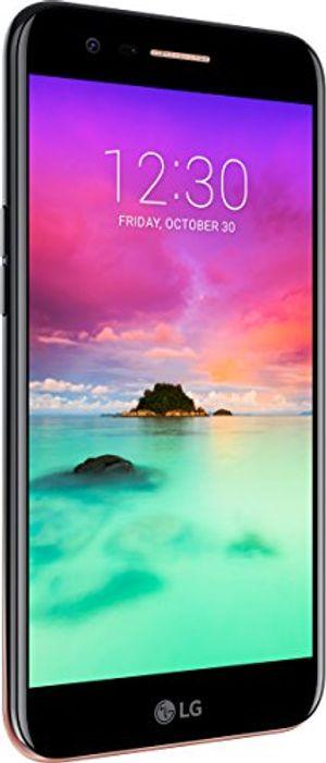 Angebote für -lg mobile k10 2017 smartphone 1346 cm 52 zoll ips display16gb speicher android 70 schwarz