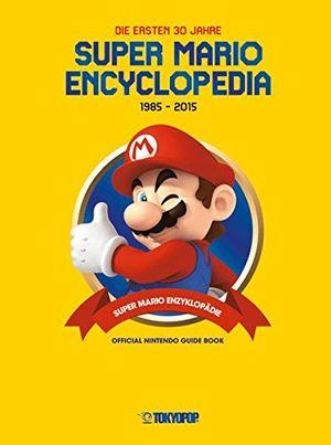 super mario encyclopedia die ersten 30 jahre