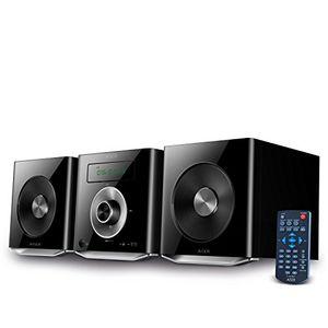 Angebote für -aiser hsr 114 20 watt rms mit • cd player • bluetooth • usb • boxen • fm radio stereoanlage kompaktanlage musikanlage hifi anlagen mini anlage microanlage mini stereoanlage soundanlage