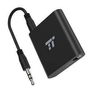 Angebote für -taotronics bluetooth adapter transmitter und empfänger 2 in 1 bluetooth 41 kabelloser audioadapter 20 m65 ft freisprech telefonate aptx ll mit 2 geräten verbinden 35mm rca verbindungen