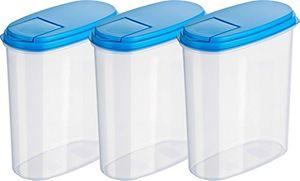 Buy kigima schüttdosen streudosen vorratsdosen 2l 3er set blau