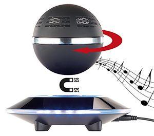 Cheap auvisio schwebender lautsprecher freischwebender lautsprecher mit freisprecher 41 bluetooth 10 watt schwebende kugel