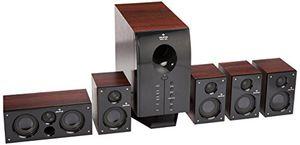 Hot auna mm 51 h xcess 51 aktives surround boxen lautsprecher set 6500 watt pmpo 95 watt rms