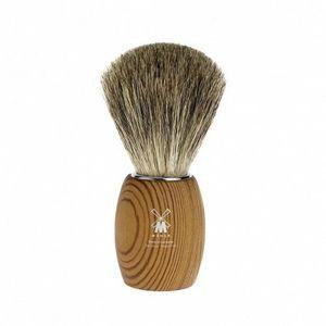 Reseña Molinillo Brocha de Afeitar, de pelo de tejón, pino, madera térmica 21mm M opinión