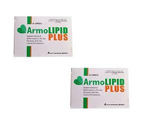 Comprar ArmoLipid plus 60X2 TABLETAS Hot oferta