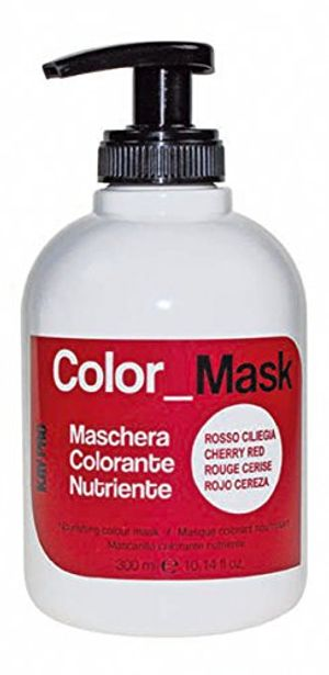 Cheap Mascarilla Color Rojo Cereza - Kay Pro guía del comprador