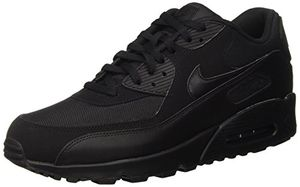 Cheap nike air max 90 537384 herren sneakers training schwarz blackblackblackblack 42 eu