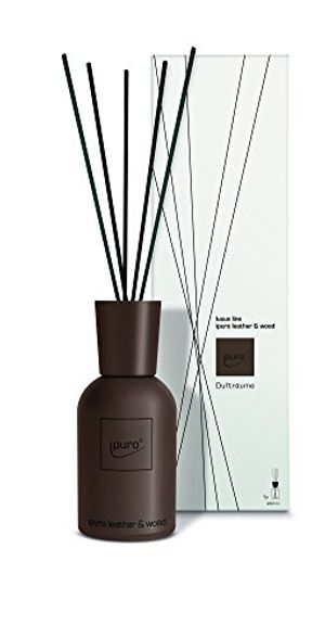 Cheap ipuro luxus line raumduft leather and wood 1er pack 1 x 240 ml