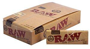 Comprar Raw Papel de Fumar Fino - 24 Unidades ofertas especiales