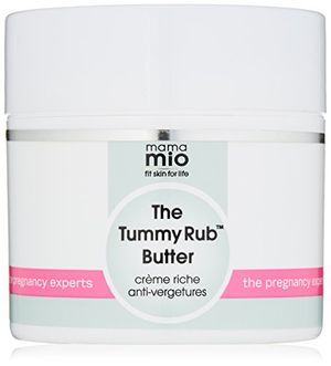 Hot Mama Mio - Manteca The Tummy Rub, 120 g ofertas Especiales