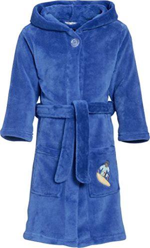 Angebote für -playshoes jungen bademantel kuschelweicher fleece bademantel morgenmantel surfer oeko tex 100 gr 74 herstellergröße 7480 blau original