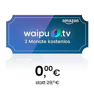 Buy waiputv gutscheincode tv app für fire tv und smartphone 3 monate kostenlos testen