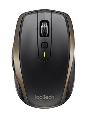deals for - logitech mx anywhere 2 amz wireless maus für windowsmac bluetooth unifying schwarz