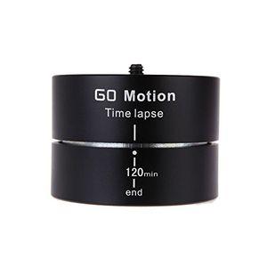 Review for gearmax® rotierender panoramakopf 120 minuten stativkopf schwenkkopf eieruhr für 360 grad und timelapse fotografie für goprpiphonesmartphoneaction kamerazeitrafferkamera