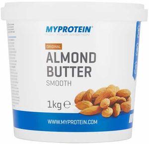MyProtein Almond Butter Crunchy Mantequilla de Almendras, Sabor Almendra - 1000 gr opinión