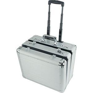 Angebote für -alumaxx alukoffer fotokoffer trolley challenger