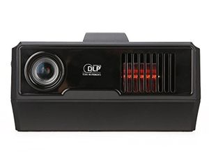 deals for - wifi ourdoor projektor mit eingebautem lautsprecher 580lm multimedia heimkino videoprojektor mit 14000mah akku full hd videoprojektor 1080p indoor outdoor von express panda
