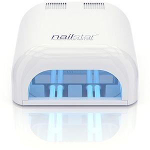 ofertas para - nailstar lámpara 36w uv profesional secador de uñas en manicuras de shellac y gel con temporizadores 120 y 180 segundos