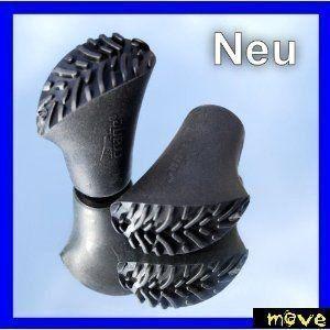 Angebote für -nordic walking pads cross country gummipuffer zum aufstecken für nordic walking stöcke mit rutschfester profilsohle