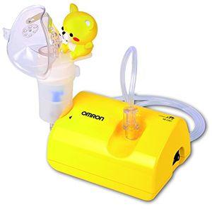 Review for OMRON C-801KD - Inhalador para niños y bebé, design ligero y compacto, color amarillo guía del comprador