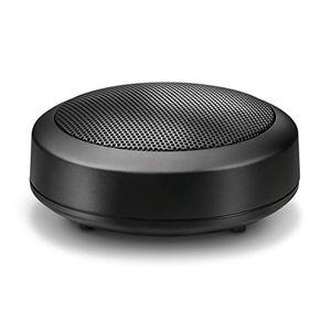 deals for - wavemaster mobi 2 mini lautsprecher mit bluetooth funktion 1 stück für mobile soundquellen wie smartphone handy tablet mp3 player laptop usw in schwarz