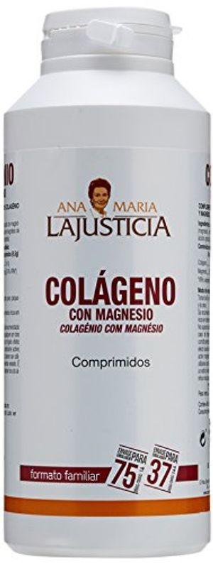 Ana Maria La Justicia - Colágeno con Magnesio - 450 Comprimidos Mejor compra