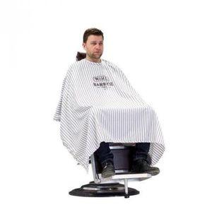 Reseña Capa de peluquería a rayas Wahl Barber ofertas de hoy